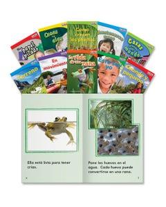 Shell Education Gr 1 TFK Science Spanish Book Set Printed Book - Book - Grade 1 - Spanish