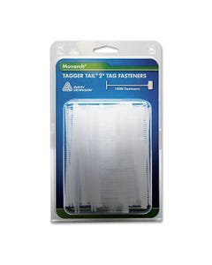 """Monarch® Tagger Tail Fasteners, Polypropylene, 2"""" Long, 1,000/Pack"""