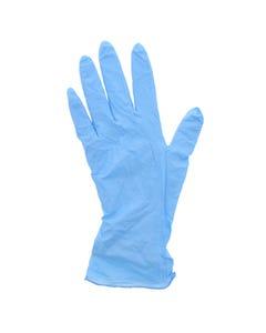 Atlantic Nitrile Non-Medical Glove, Powdered, Large, 100/BX 10BX/CS