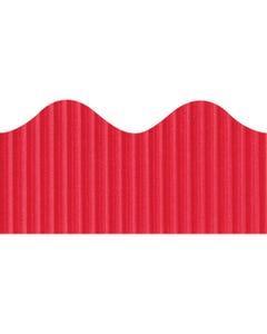 "Bordette Decorative Border - Flame - 2.25"" x 50' - 1 Roll/Pkg"