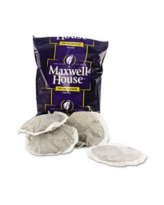 Maxwell House® Coffee, Regular Ground, 1.2 Oz Special Delivery Filter Pack, 42/Carton
