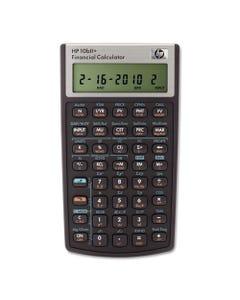 HP 10Bii+ Financial Calculator, 12-Digit Lcd