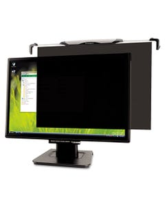 """Kensington® Snap 2 Flat Panel Privacy Filter For 20""""-22"""" Widescreen Lcd Monitors"""