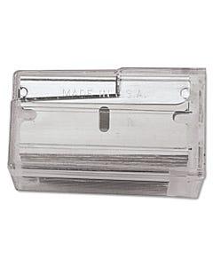Stanley Tools® Single-Edge Razor Blades, #9 Blade, 100/Pack