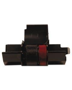 Victor® Ir40T Compatible Calculator Ink Roller, Black/Red