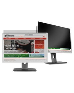"""Innovera® Blackout Privacy Filter For 22"""" Widescreen Lcd Monitor, 16:10 Aspect Ratio"""
