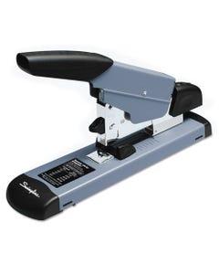 Swingline® Heavy-Duty Stapler, 160-Sheet Capacity, Black/Gray