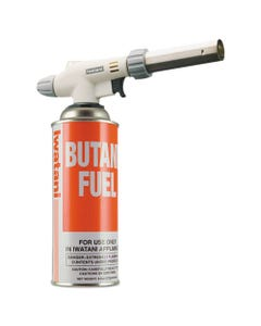 Iwatani Butane Fuel Can, 8 Oz, 12/Carton