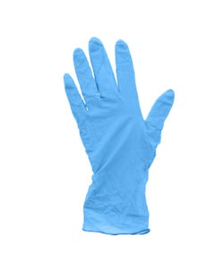 Pacific Blue Nitrile Powder Free Glove, Large, Non-Medical, 100/BX 10BX/CS