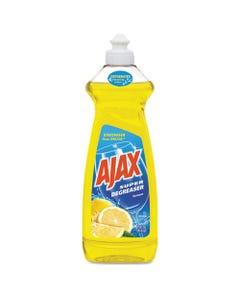 Ajax® Dish Detergent, Lemon Scent, 28 Oz Bottle, 9/Carton