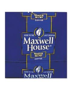 Maxwell House® Coffee, Regular Ground, 1.1 Oz Pack, 42/Carton