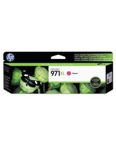 HP Hp 971Xl, (Cn627Am) High Yield Magenta Original Ink Cartridge