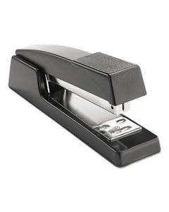 Universal® Classic Full-Strip Stapler, 20-Sheet Capacity, Black
