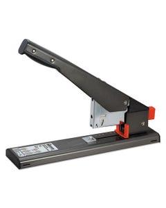 Bostitch® Antimicrobial 215-Sheet Extra Heavy-Duty Stapler, 215-Sheet Capacity, Black