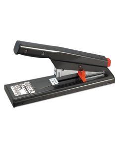 Bostitch® Antimicrobial 130-Sheet Heavy-Duty Stapler, 130-Sheet Capacity, Black