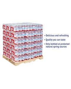 Crystal Geyser® Alpine Spring Water, 16.9 Oz Bottle, 35/Case, 54 Cases/Pallet