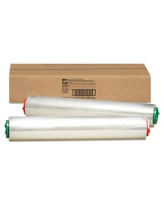 """3M™ Refill For Ls1000 Laminating Machines, 5.6 Mil, 25"""" X 250 Ft, Gloss Clear"""