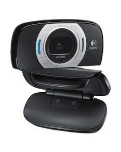 Logitech® C615 Hd Webcam, 1920 Pixels X 1080 Pixels, 2 Mpixels, Black
