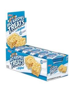 Kellogg's® Rice Krispies Treats, Original Marshmallow, 1.3 Oz Snack Pack, 20/Box