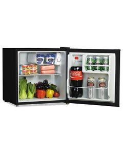 Alera™ 1.6 Cu. Ft. Refrigerator With Chiller Compartment, Black
