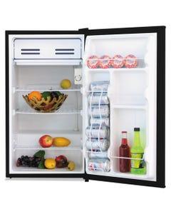 Alera™ 3.2 Cu. Ft. Refrigerator With Chiller Compartment, Black