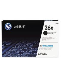 HP Hp 26X, (Cf226X) High Yield Black Original Laserjet Toner Cartridge