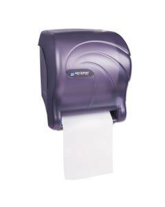 San Jamar® Tear-N-Dry Essence Touchless Towel Dispenser, 11.75 X 9.13 X 14.44, Black Pearl