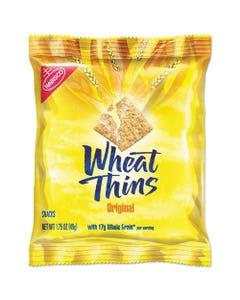Nabisco® Wheat Thins Crackers, Original, 1.75 Oz Bag, 72/Carton