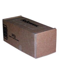 Fellowes® Shredder Waste Bags, 14-20 Gal Capacity, 50/Carton