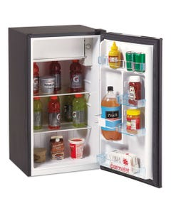 Avanti 3.3 Cu.Ft Refrigerator With Chiller Compartment, Black