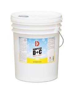 Big D Industries Dumpster D Plus C, Neutral, 25 Lb, Bucket