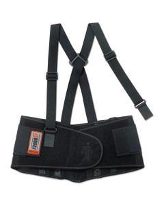 ergodyne® Proflex 2000Sf High-Performance Spandex Back Support, 2X-Large, Black