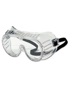 MCR™ Safety Safety Goggles, Over Glasses, Clear Lens