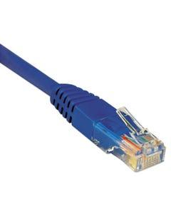 Tripp Lite Cat5E 350Mhz Molded Patch Cable, Rj45 (M/M), 10 Ft., Blue
