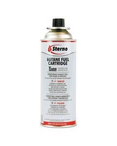 Sterno® Butane Fuel Cartridge, 8 Oz