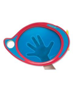 """Boogie Board™ Play N' Trace, 8.5"""" X 8.25"""" Screen, Blue/Red"""