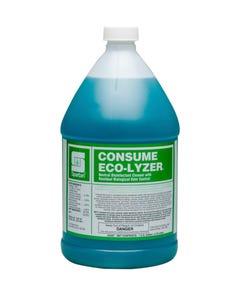 Consume Eco-Lyzer Disinfectant/Deodorant Floral 1 GA 4/CS