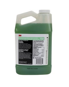 3M™ Non-Acid Disinfectant Bathroom Cleaner Concentrate 15A, 0.5 Gallon, 4/Case