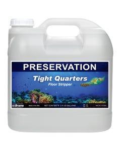 PRESERVATION Brand Tight Quarters Low Odor Floor Stripper, 2.5GA 2/CS