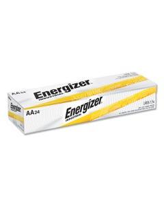 Energizer® Industrial Alkaline Aa Batteries, 1.5V, 24/Box