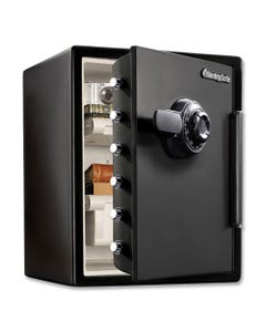 Sentry® Safe Fire-Safe With Combination Access, 2 Cu Ft, 18.6W X 19.3D X 23.8H, Black
