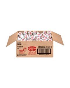 Carnation® Half & Half, 0.304 Oz Cups, 180/Carton