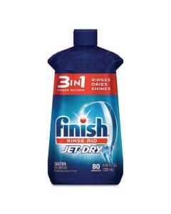 FINISH® Jet-Dry Rinse Agent, 8.45Oz Bottle