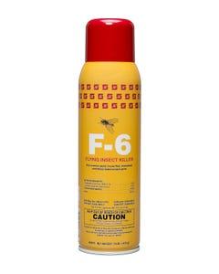F-6 Flying Insect Killer Mild Fragrance 12-20 OZ.CAN