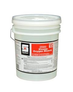 Clothesline Fresh Xtreme Oxygen Bleach Fragrance Free 5 GA Pail