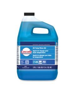 Professional All-Temp Rinse Aid, Fresh, 1 Gal, 2/carton