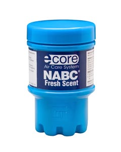 ecore NABC Fresh Scent Cartridge Air Freshener Soft Floral 8 BOX 6/EA 48pak master