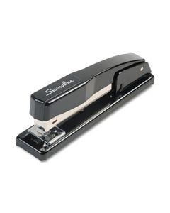 Swingline® Commercial Full Strip Desk Stapler, 20-Sheet Capacity, Black