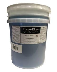 Econorinse Additive for Automatic Dishwashers, 5GA
