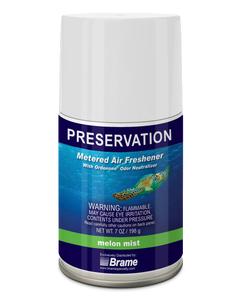 PRESERVATION Brand Metered Aerosol Deodorant, Melon, 7OZ, 12/CS